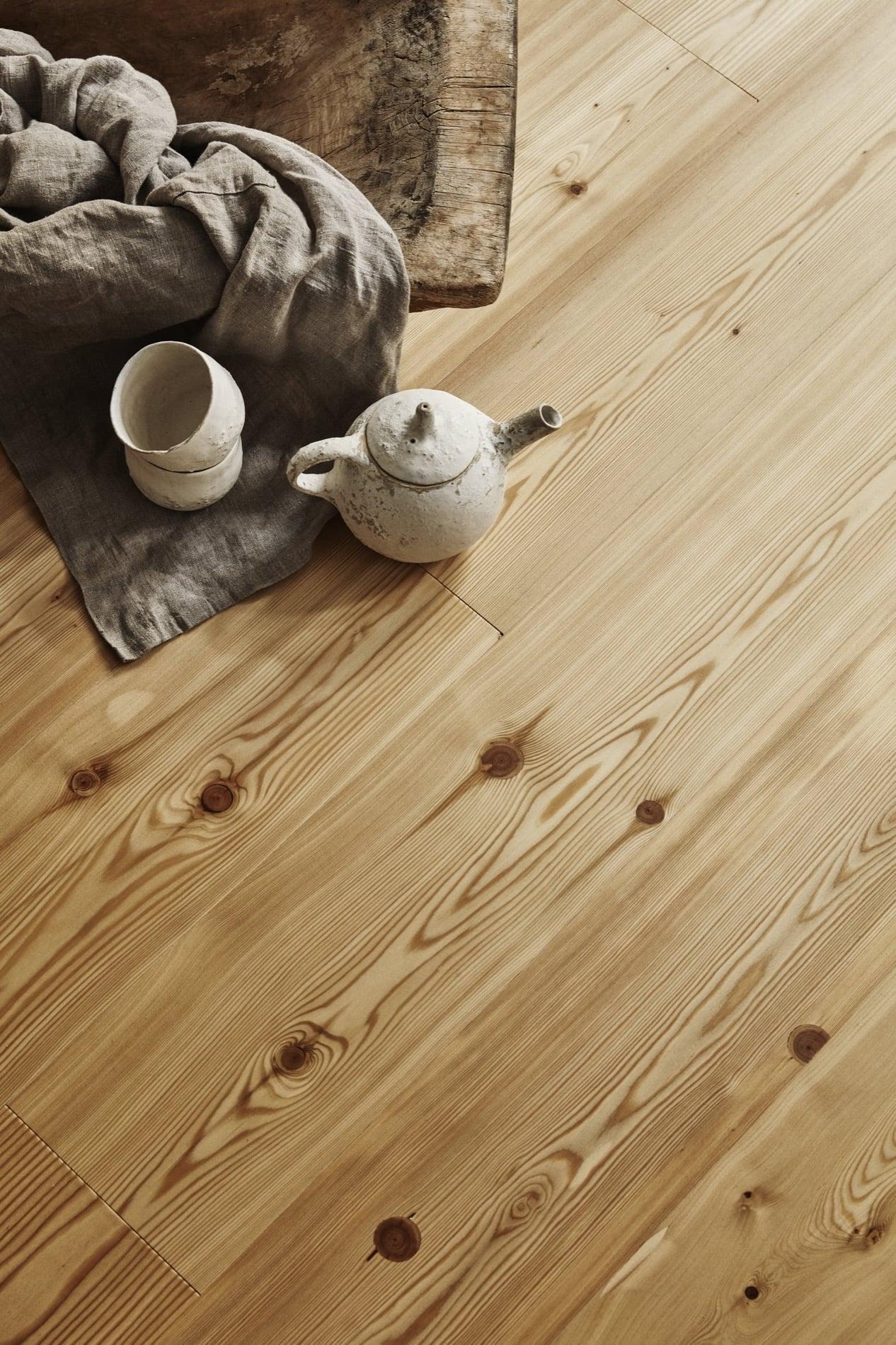 Timberwise-lankkuparketti-wooden floor-parketti-parquet-lehtikuusi-larch-sävyttämätön