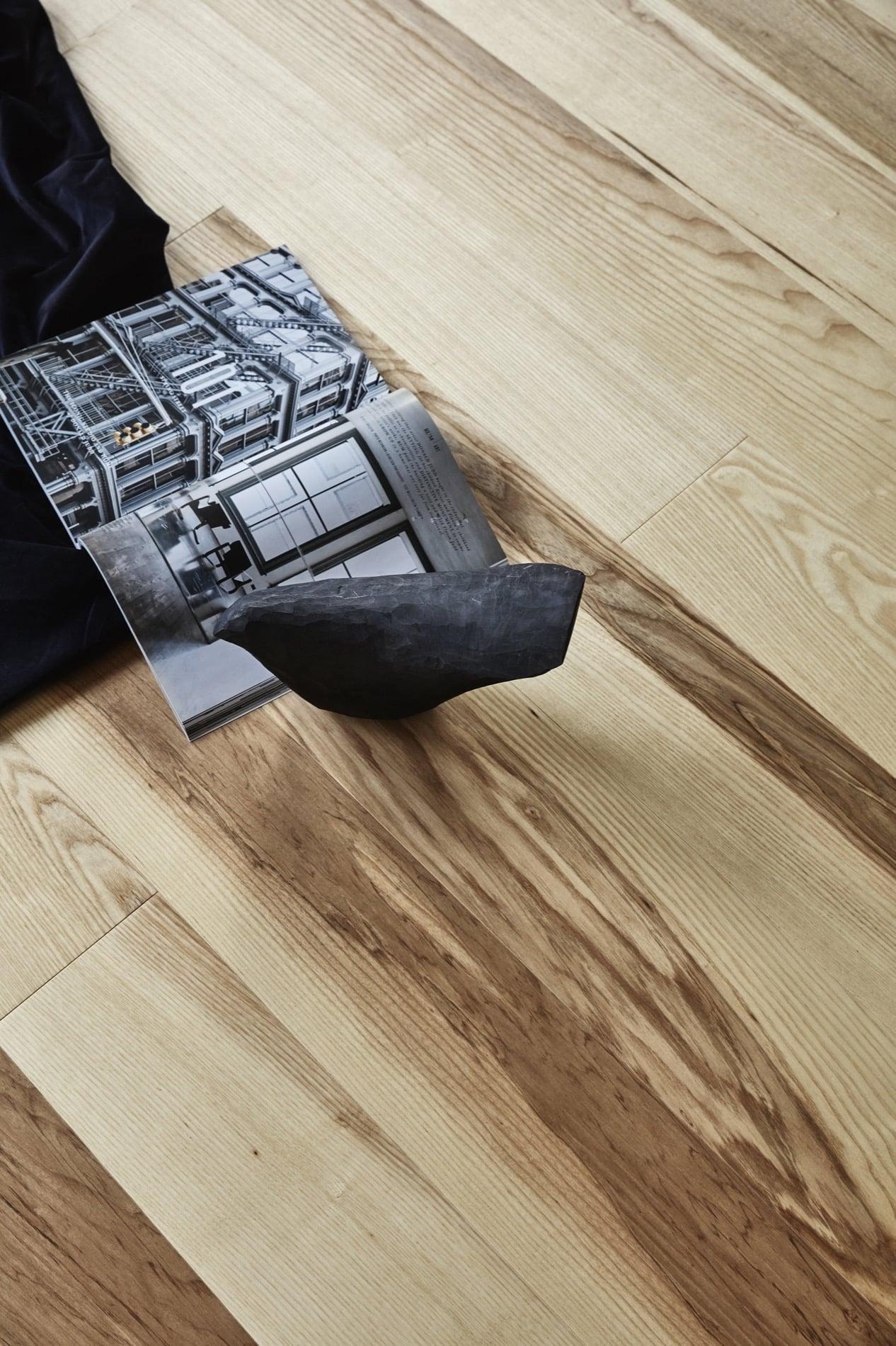 Timberwise parketti puulattia wooden floor parquet Saarni Ash Olive îljyvaha wax oil_lahis1