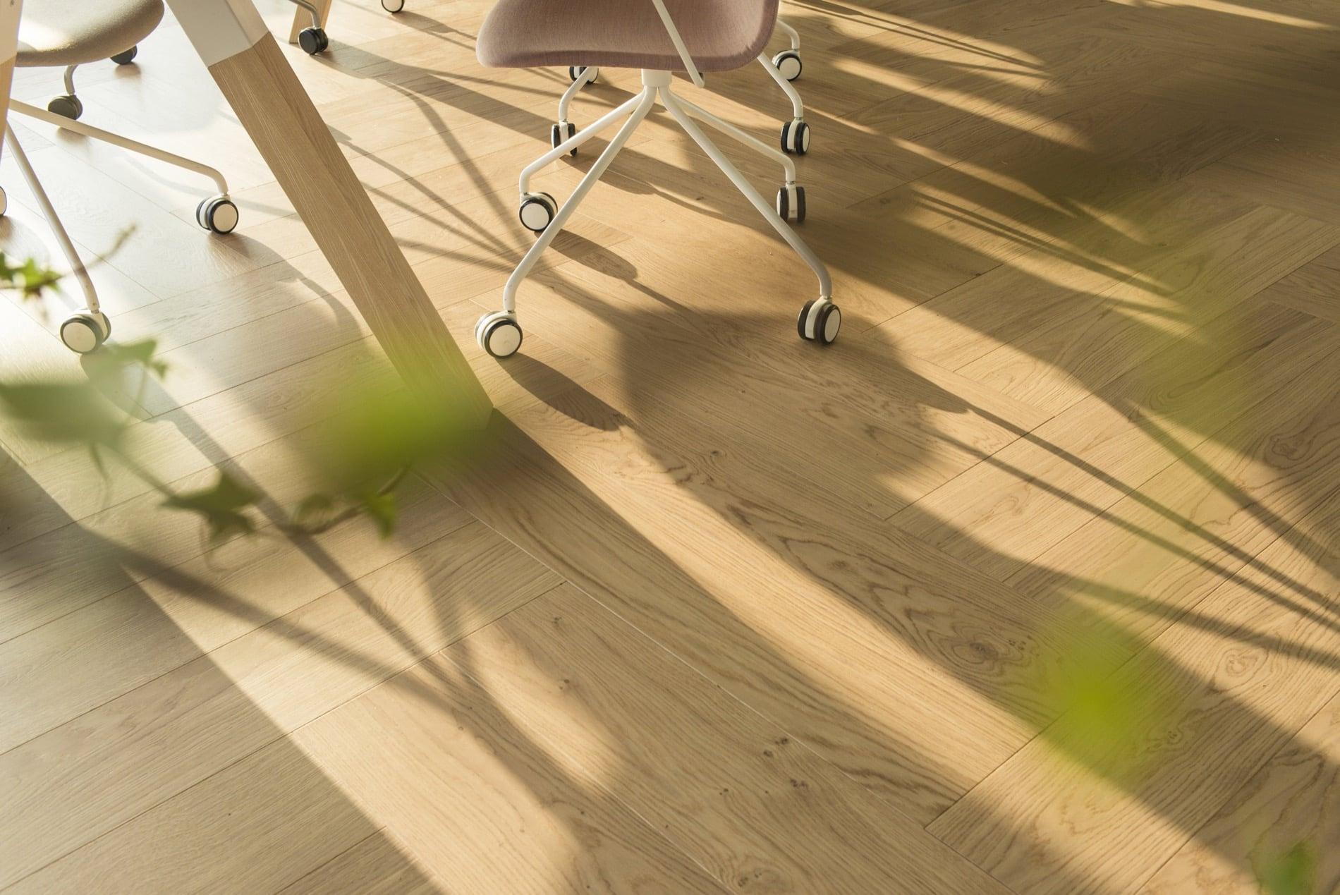 Parketti : Timberwise design floor u2013 double herringbone