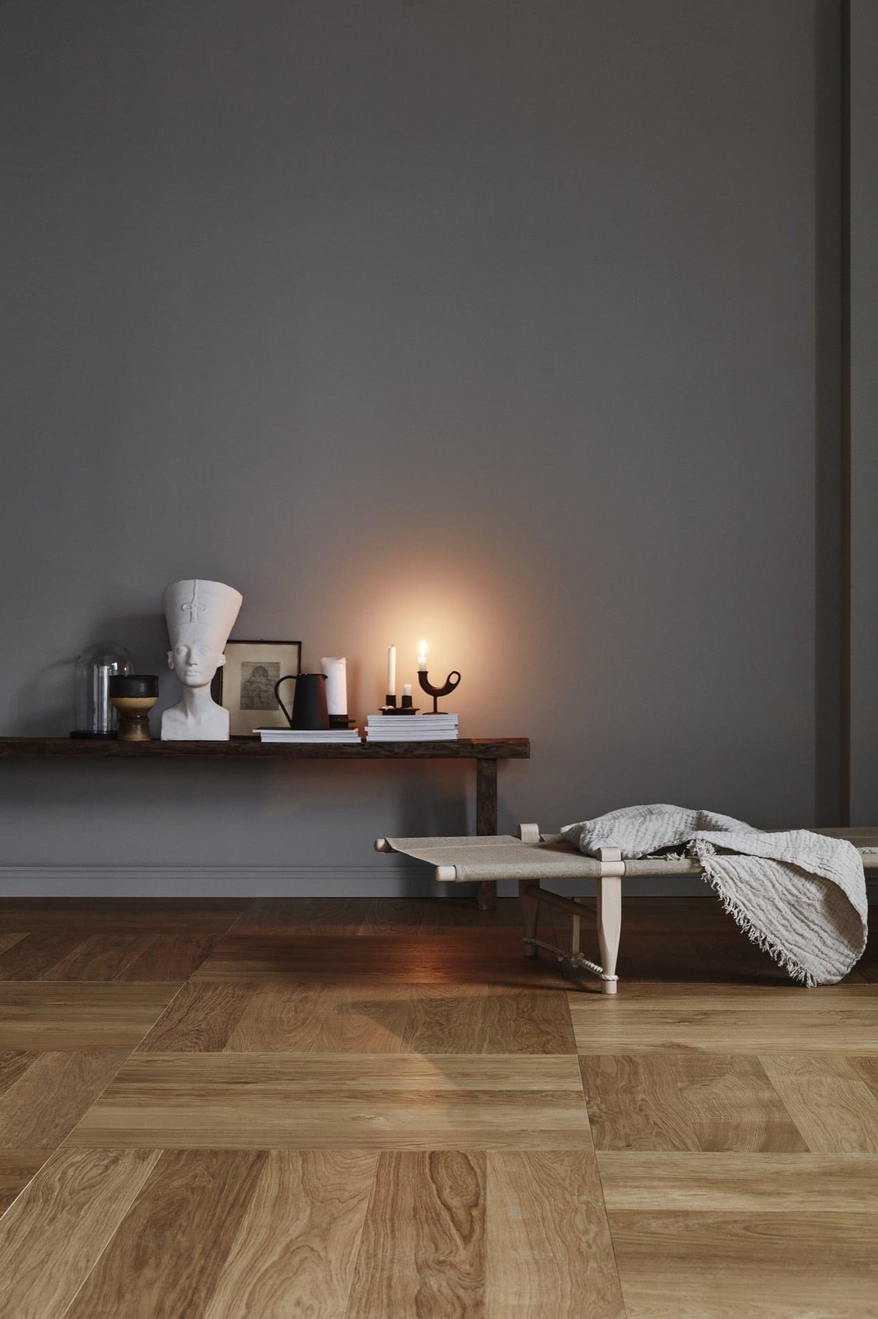 Timberwise parketti puulattia wooden floor parquet Tammi Oak Basketweave_pysty