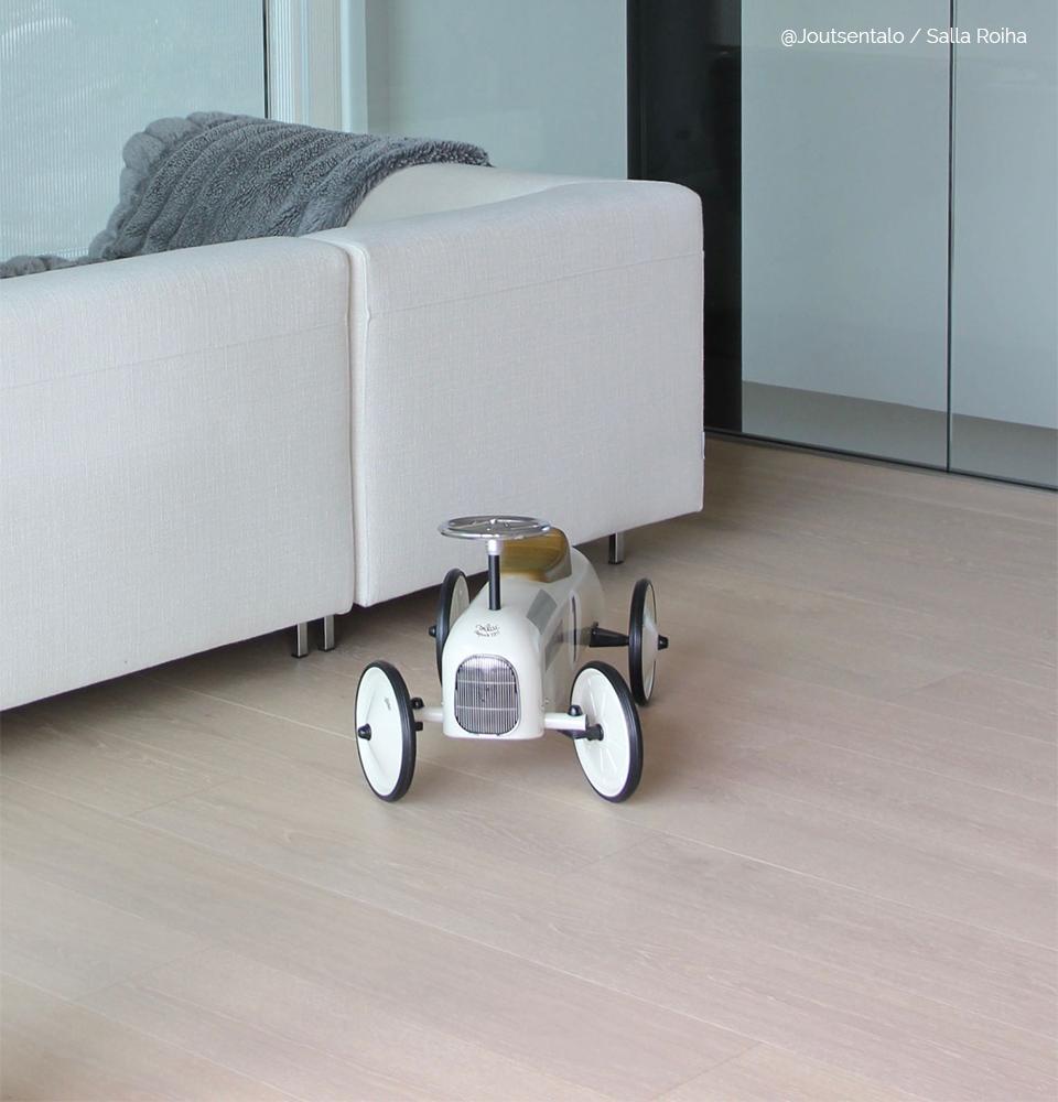 Timberwise-lankkuparketti-wooden floor-parketti-parquet-tammi-Oak-Sky White