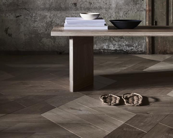 Surprising wooden floor news presented in Habitare!