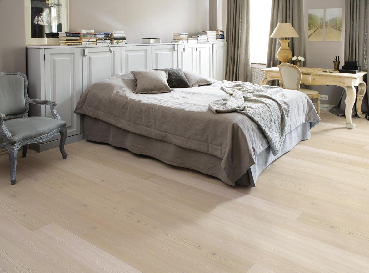 Timberwise parketti puulattia wooden floor parquet Lehtikuusi Larch Arctic