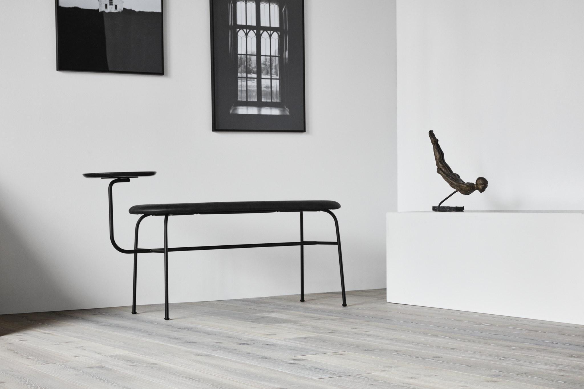 Timberwise parketti puulattia wooden floor parquet lehtikuusi larch Linen