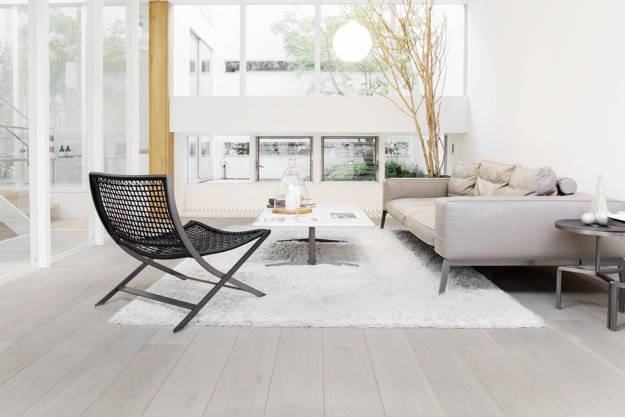 Timberwise parketti puulattia wooden floor parquet Tammi Oak Grey