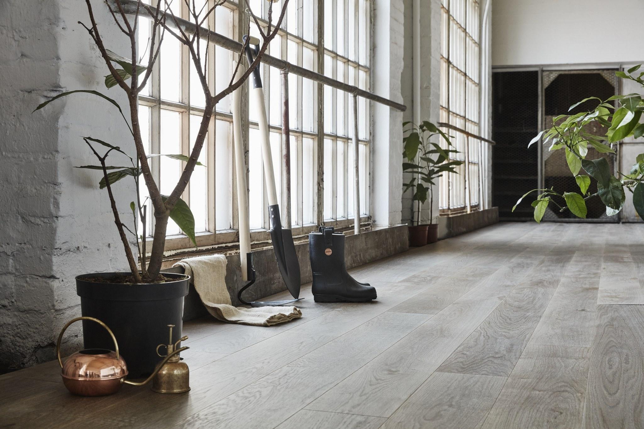 Timberwise parketti puulattia wooden floor parquet Tammi Oak Pallas