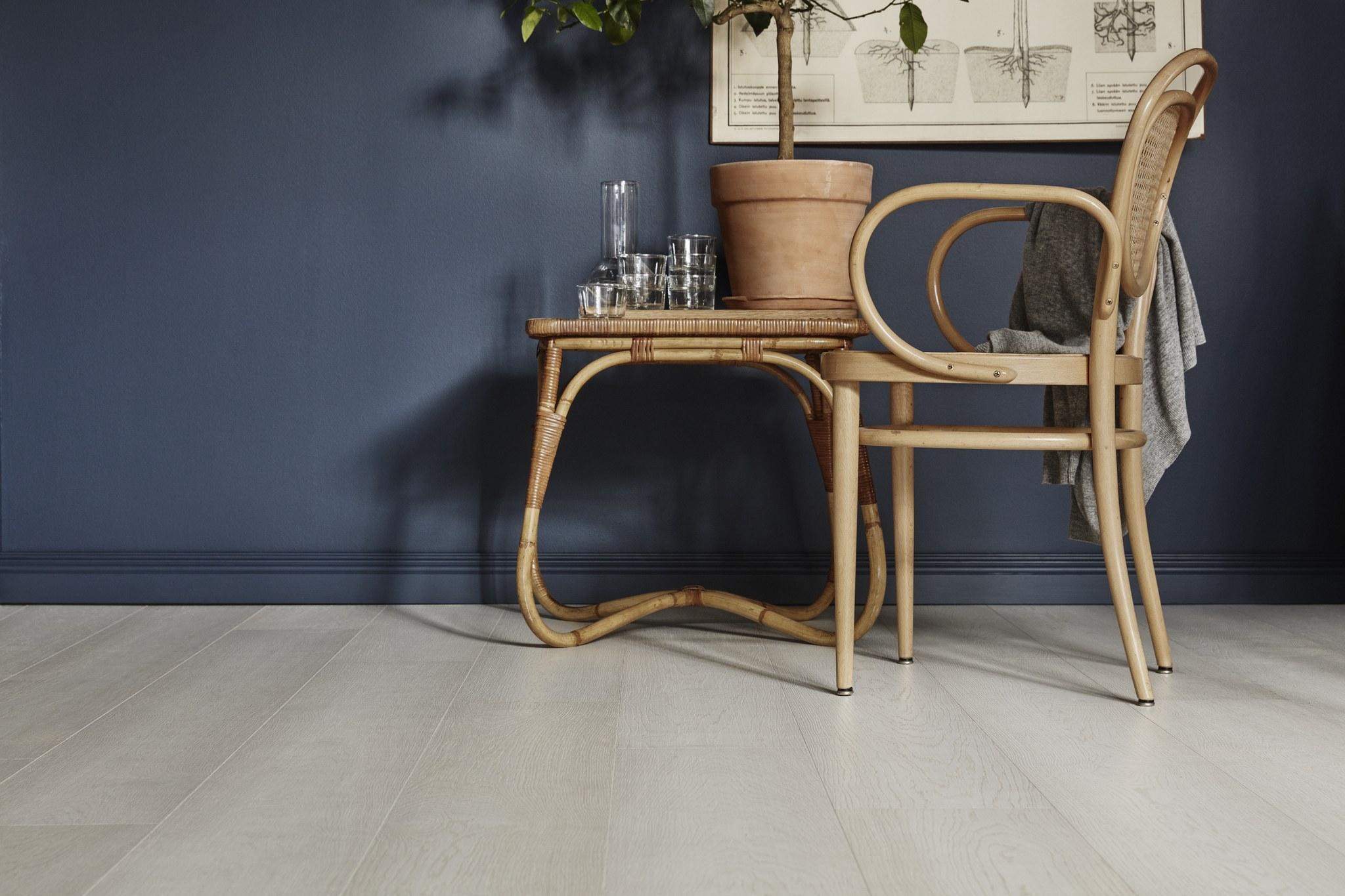 Timberwise parketti puulattia wooden floor parquet Tammi Oak Antarctis