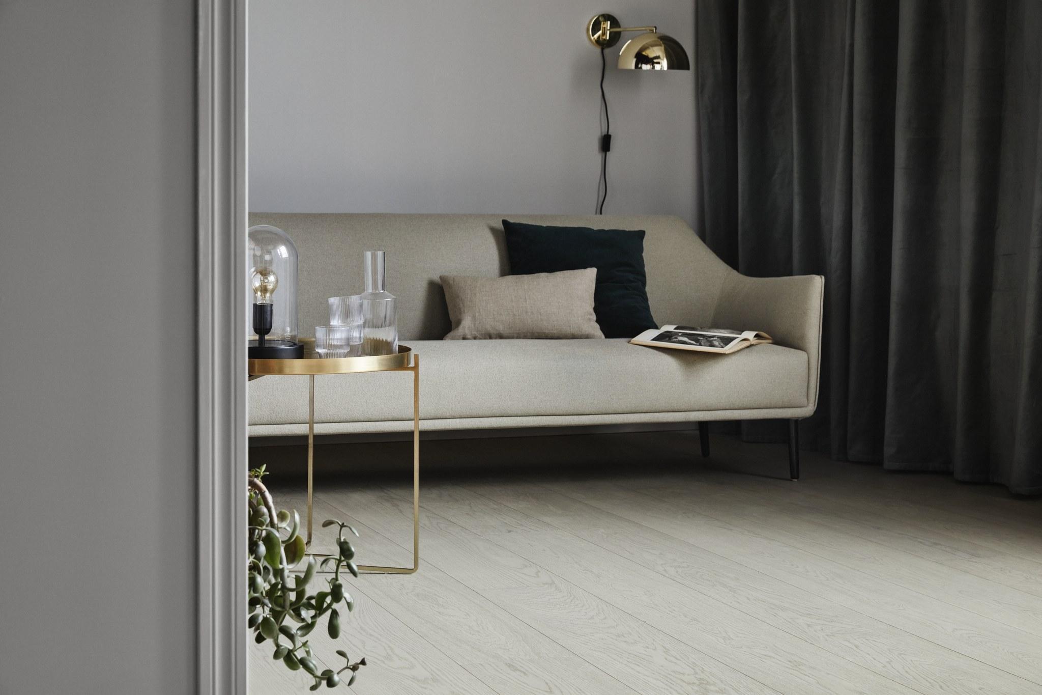 Timberwise parketti puulattia wooden floor parquet Tammi Oak Lyngen