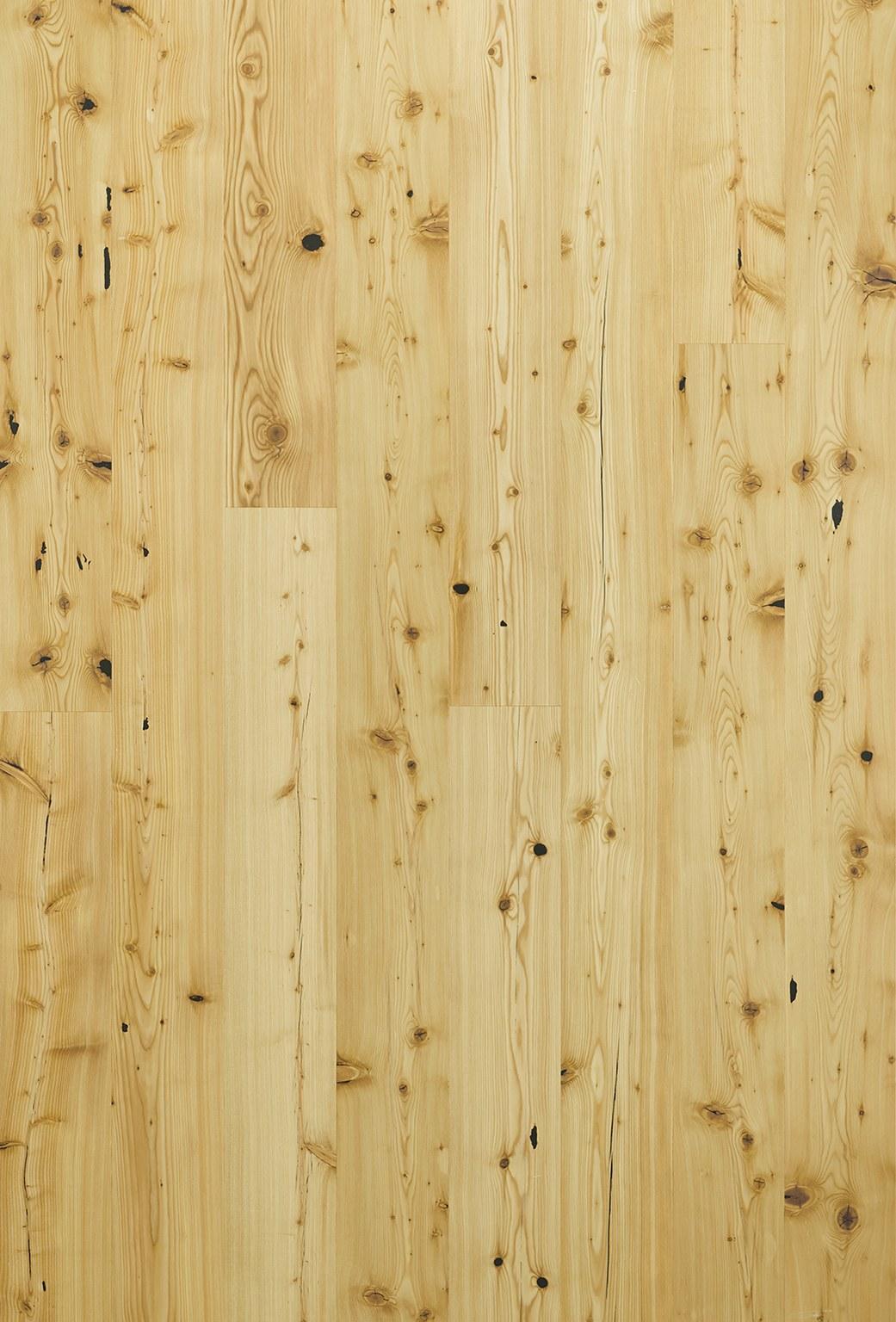 Timberwise Parketti Lankkuparketti Puulattia Wooden Floor Parquet Plank Lehtikuusi Vintage Öljyvahattu Wax Oiled 2D1