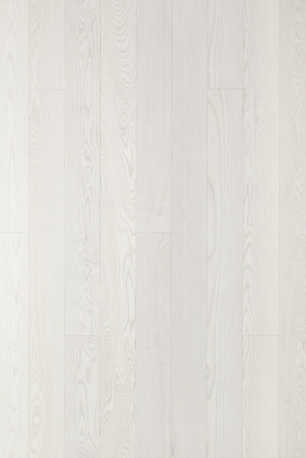 Timberwise parketti lankkuparketti puulattia wooden floor parquet plank Saarni Ash Select Snowwhite_2D1