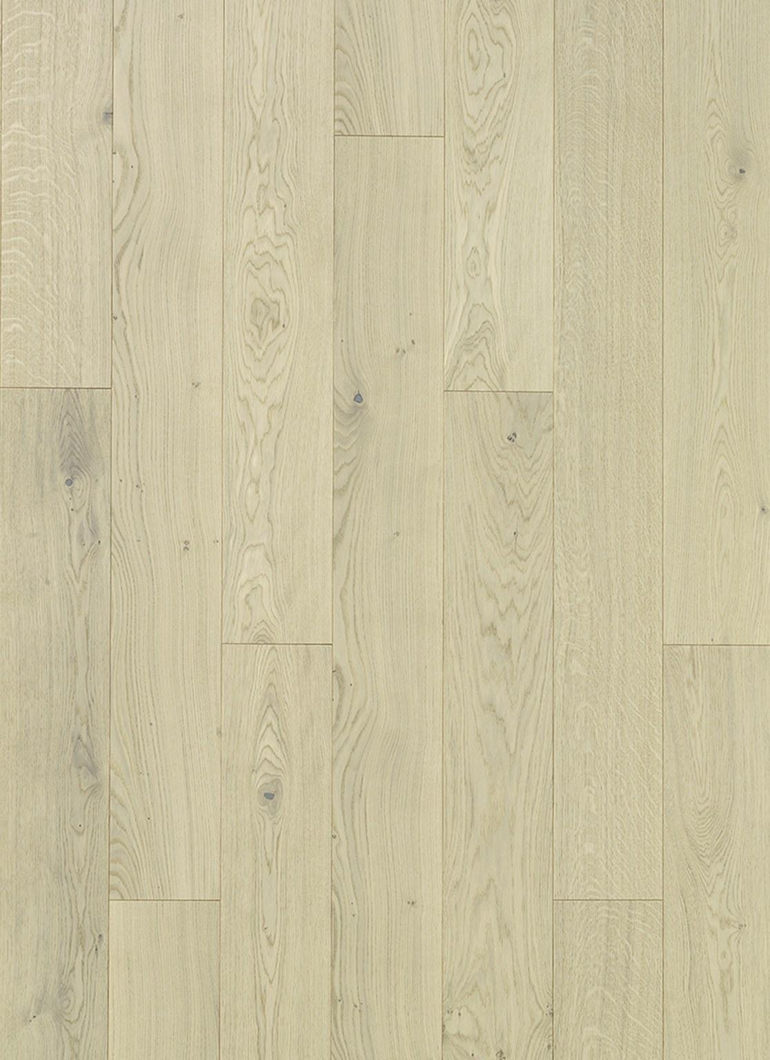Timberwise-parketti-puulattia-wooden-floor-parquet-Tammi-Oak-valkomattalakattu-white matte lacquered