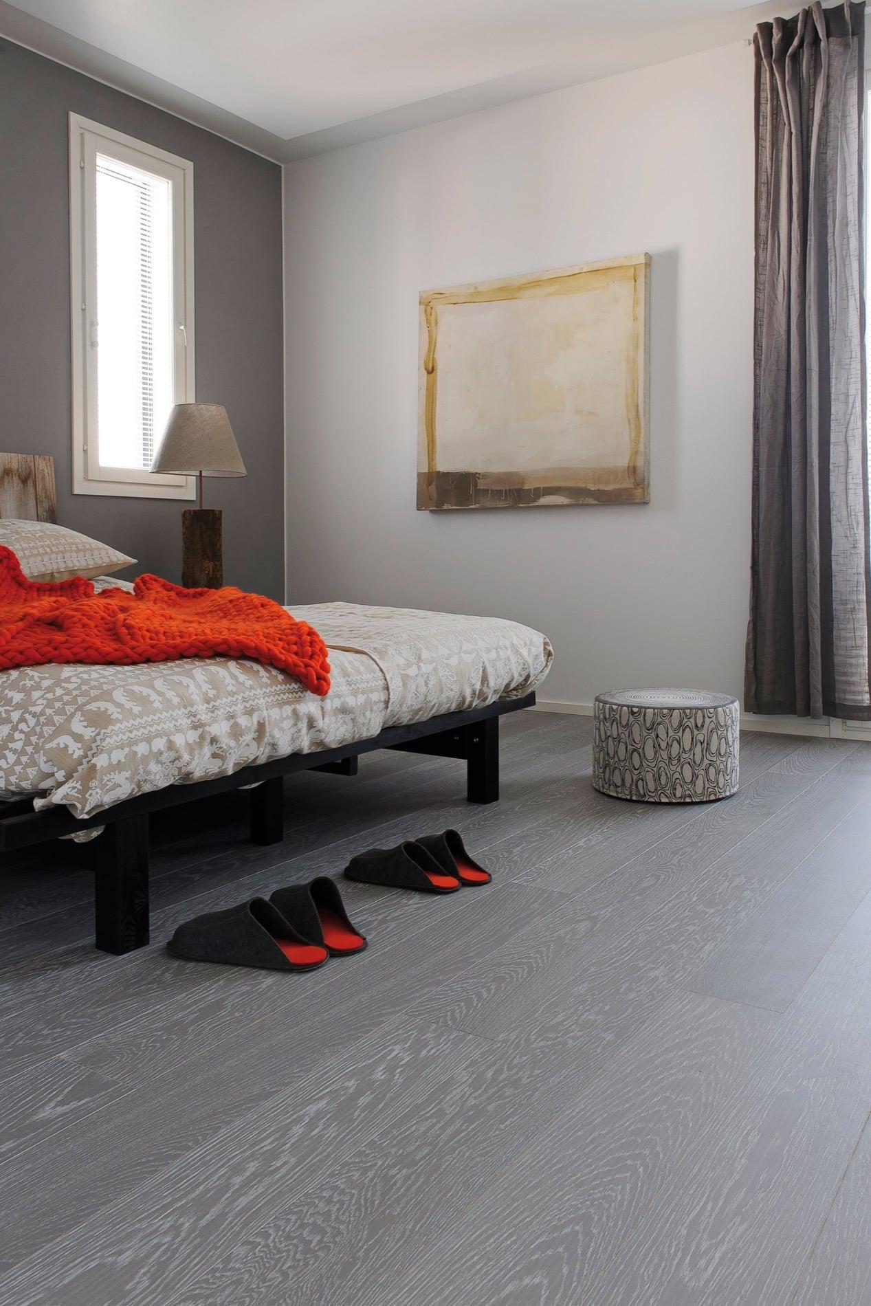 Timberwise parketti puulattia wooden floor parquet Tammi Oak Silver_pysty3