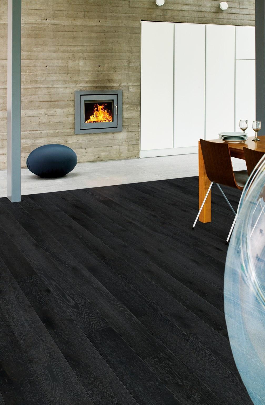 Timberwise parketti puulattia wooden floor parquet Tammi Oak Wenge