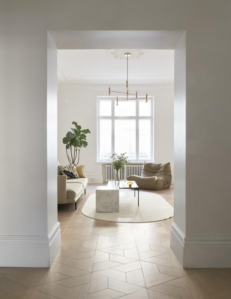 Timberwise Tammi Oak Design Floor KOLMIO Custom Color 3